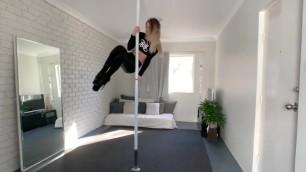 Sexy Pole Dance Part 2