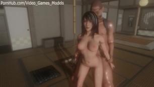 Final Fantasy 7 Rinoa Heartilly Hentai Porn