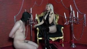 Human Ashtray Slave