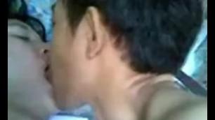 "Thai Teen เย็ดแฟนเด็กมหาลัย น่าหมวย หีเนียน บ่นใหญ่ ""อย่าถ่ายเค้า"
