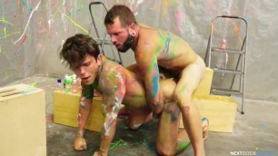 Splattered - Johnny Hill & Dakota Payne