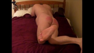 70 Stinging Strokes of the Cane for Nude Jules