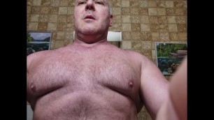 Nr.12 muscle bear  gay bear muscle hairy chest Slide Show