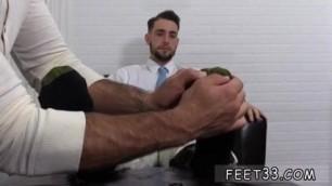 Naked boy legs apart gay KC's New Foot & Sock Slave